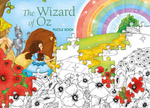 Load image into Gallery viewer, The Wizard of Oz: A Fun Puzzle Book