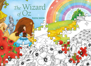 The Wizard of Oz: A Fun Puzzle Book