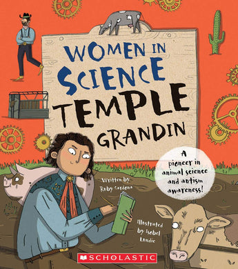 Temple Grandin (Women in Science)