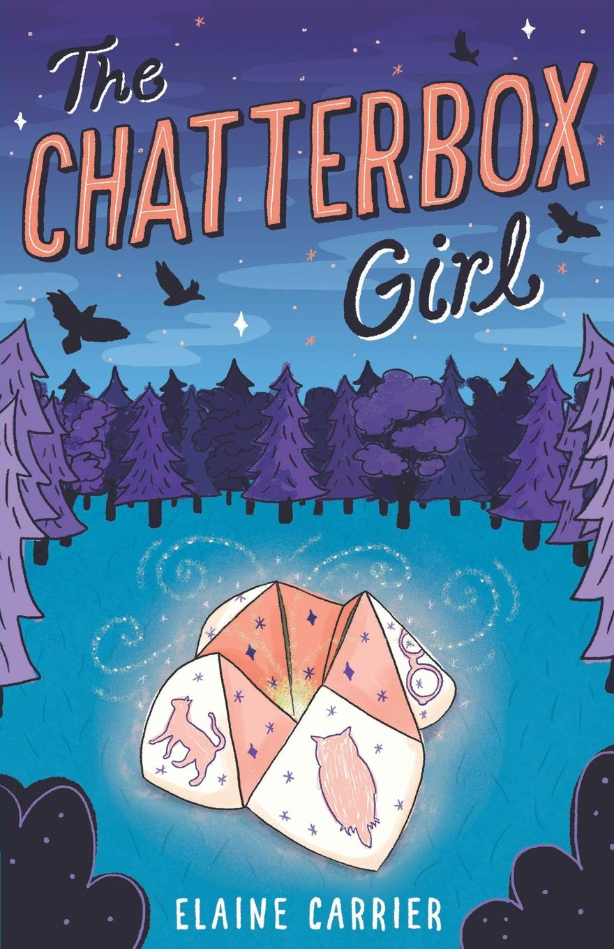 The CHATTERBOX Girl