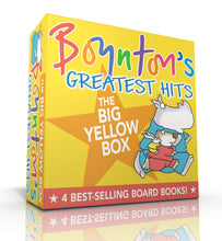Load image into Gallery viewer, Boynton's Greatest Hits The Big Yellow Box