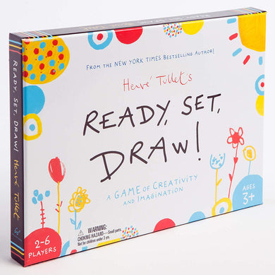 Ready, Set, Draw!