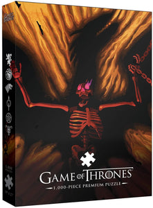 Game of Thrones: Dracarys Puzzle