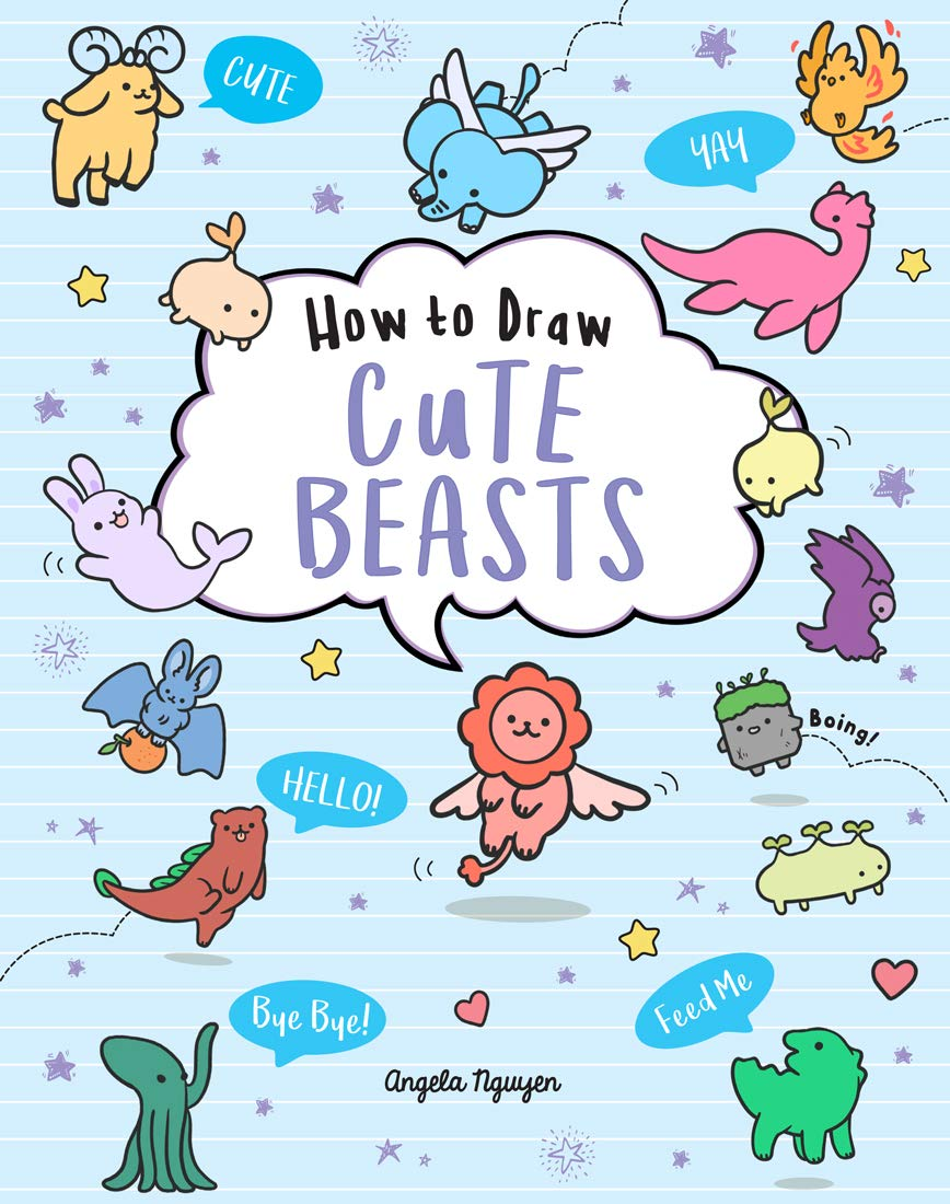How to Draw Cute Beasts
