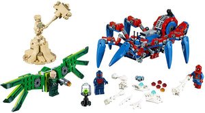 LEGO® Marvel Spiderman 76114 Spider-Man's Spider Crawler (418 pieces)