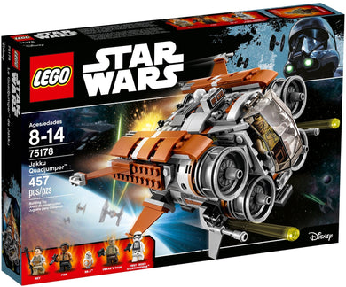 LEGO® Star Wars™ 75178 Jakku Quadjumper (457 pieces)