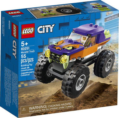 LEGO® CITY 60251 Monster Truck (55 pieces)