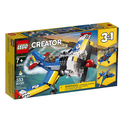 LEGO® Creator 31094  Race Plane (333 pieces)