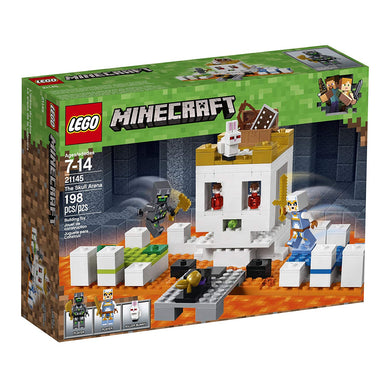 LEGO® Minecraft 21145 The Skull Arena (198 pieces)