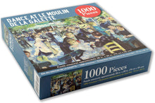Load image into Gallery viewer, Dance at Le Moulin De La Galette Jigsaw Puzzle (1000 pieces)