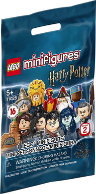 LEGO® Collectible Minifigures 70128 Harry Potter Series 2 (One Bag)