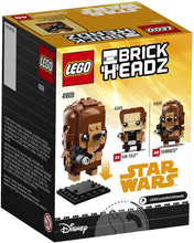 Load image into Gallery viewer, LEGO® BrickHeadz 41609 Star Wars™ Chewbacca (149 pieces)