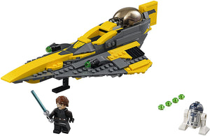 LEGO® Star Wars™ 75214 Anakin's Jedi Starfighter (247 pieces)