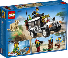 Load image into Gallery viewer, LEGO® CITY 60267 Safari Off-roader (168 pieces)