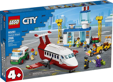 LEGO® CITY 60261 City Central Airport (286 pieces)