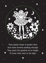 Load image into Gallery viewer, Nighttime Fairies: A Bedtime Shadow Book