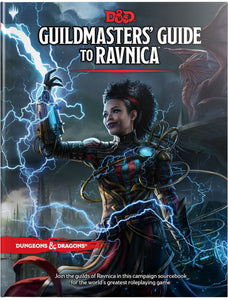 Guildmasters' Guide to Ravnica (Dungeons & Dragons)