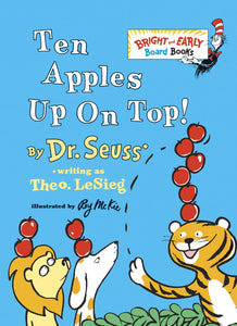 Ten Apples Up On Top! (Board Book)