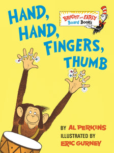 Hand, Hand, Fingers, Thumb (Board Book)