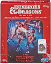 Load image into Gallery viewer, Stranger Things Dungeons & Dragons Starter Set