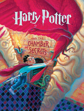 Load image into Gallery viewer, Harry Potter and the Chamber of Secrets Puzzle (1000 pieces)