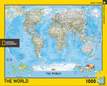 Load image into Gallery viewer, The World Puzzle (1000 pieces)