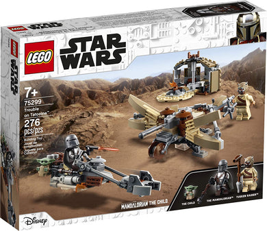 LEGO® Star Wars™ 75299 Trouble on Tatooine (277 pieces)