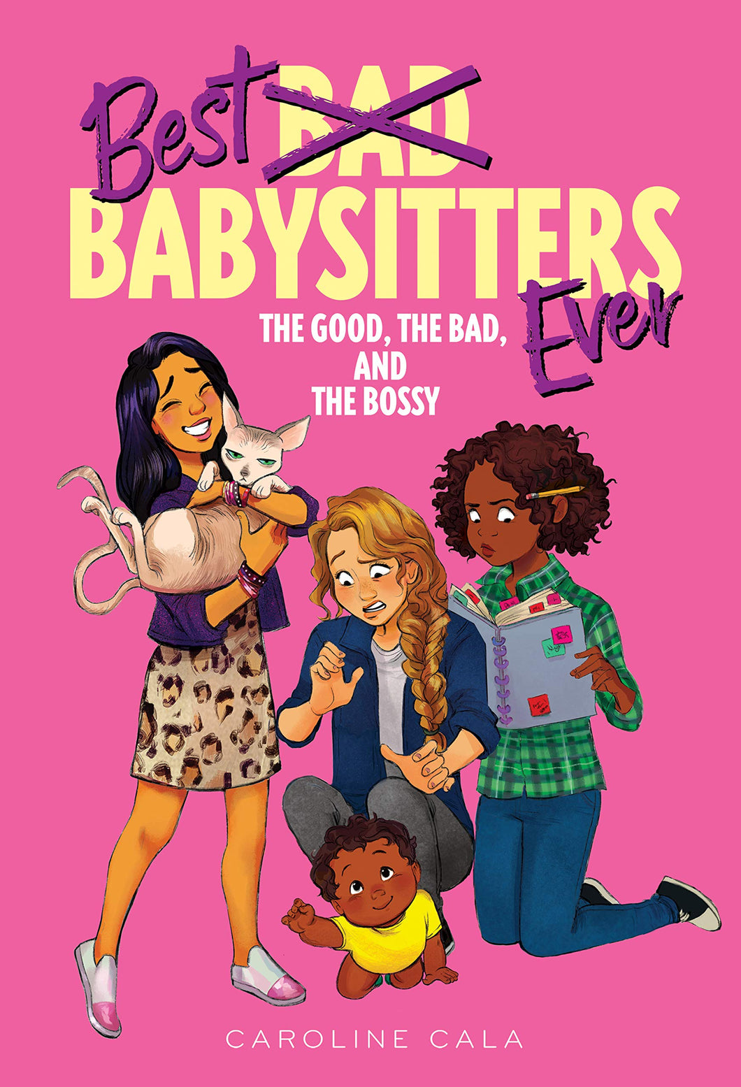 Best Babysitters Ever (The Good, the Bad, and the Bossy)
