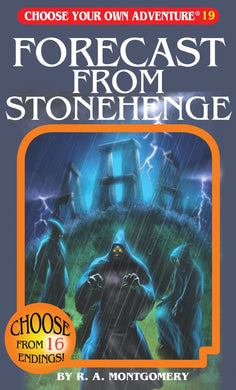 Forecast From Stonehenge (Choose Your Own Adventure #19)