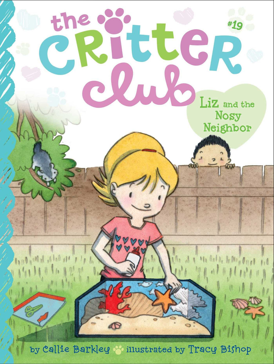 The Critter Club Book 19: Liz and the Nosy Neighbor