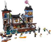 Load image into Gallery viewer, LEGO® Ninjago 70657 Ninjago City Docks (3553 pieces)