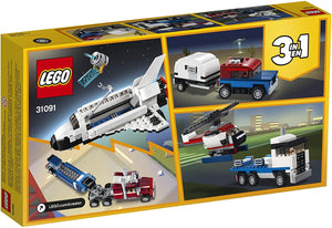 LEGO® Creator 31091 Shuttle Transporter (341 pieces)