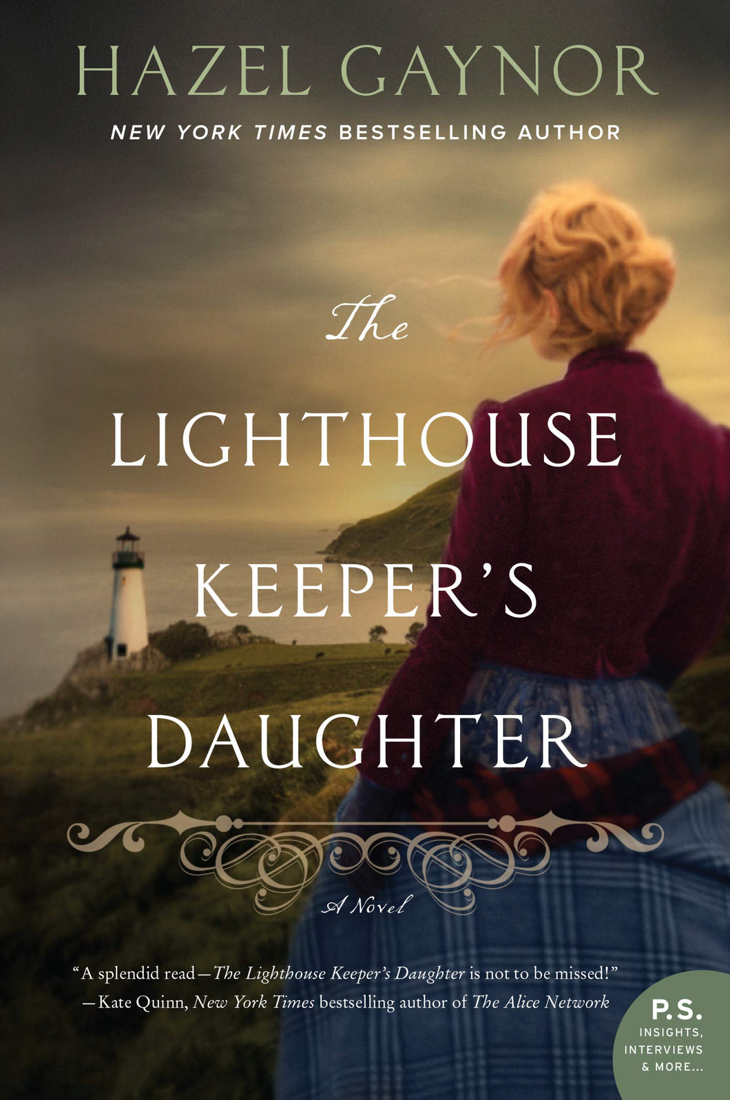 The Lighthouse Keeper's Daughter: A Novel