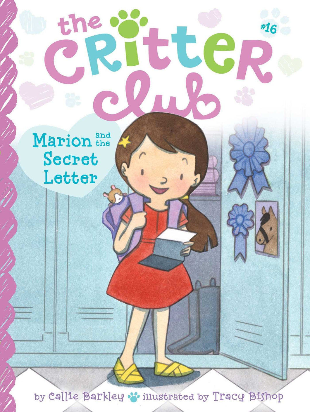 The Critter Club Book 16: Marion and the Secret Letter