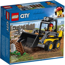 Load image into Gallery viewer, LEGO® CITY 60219 Construction Loader (88 pieces)