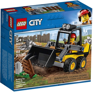 LEGO® CITY 60219 Construction Loader (88 pieces)