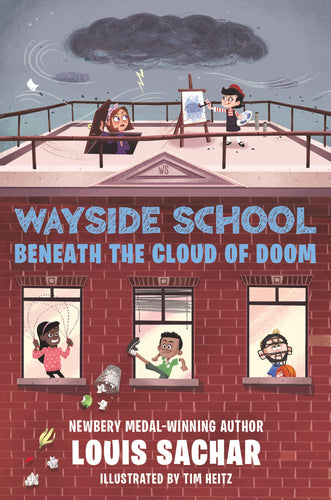 Wayside School Beneath the Cloud of Doom (Signed First Edition)