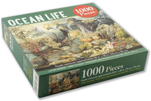 Load image into Gallery viewer, Ocean Life Jigsaw Puzzle (1000 pieces)