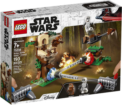 LEGO® Star Wars™ 75238 Action Battle Endor™ Assault (193 pieces)