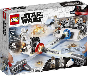 LEGO® Star Wars™ 75239 Action Battle Hoth Generator (235 pieces)