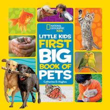 Load image into Gallery viewer, Little Kids First Big Book of Pets
