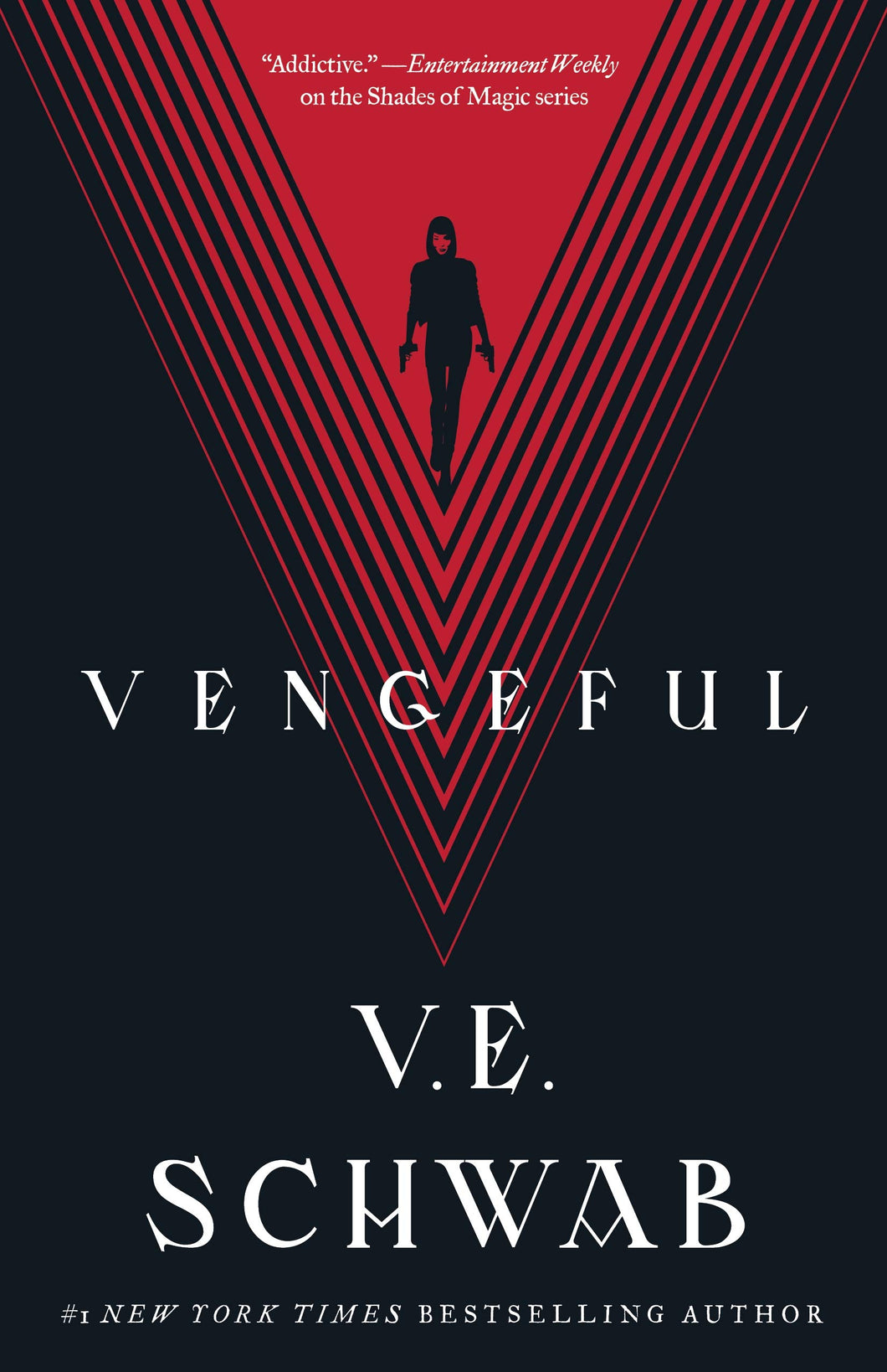 Vengeful (Villains Book 2)