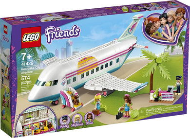 LEGO® Friends 41429 Heartlake City Airplane (574 pieces)