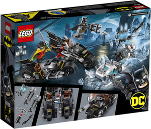 LEGO® Super Heroes Batman 76118 Mr. Freeze Batcycle Battle (200 pieces)
