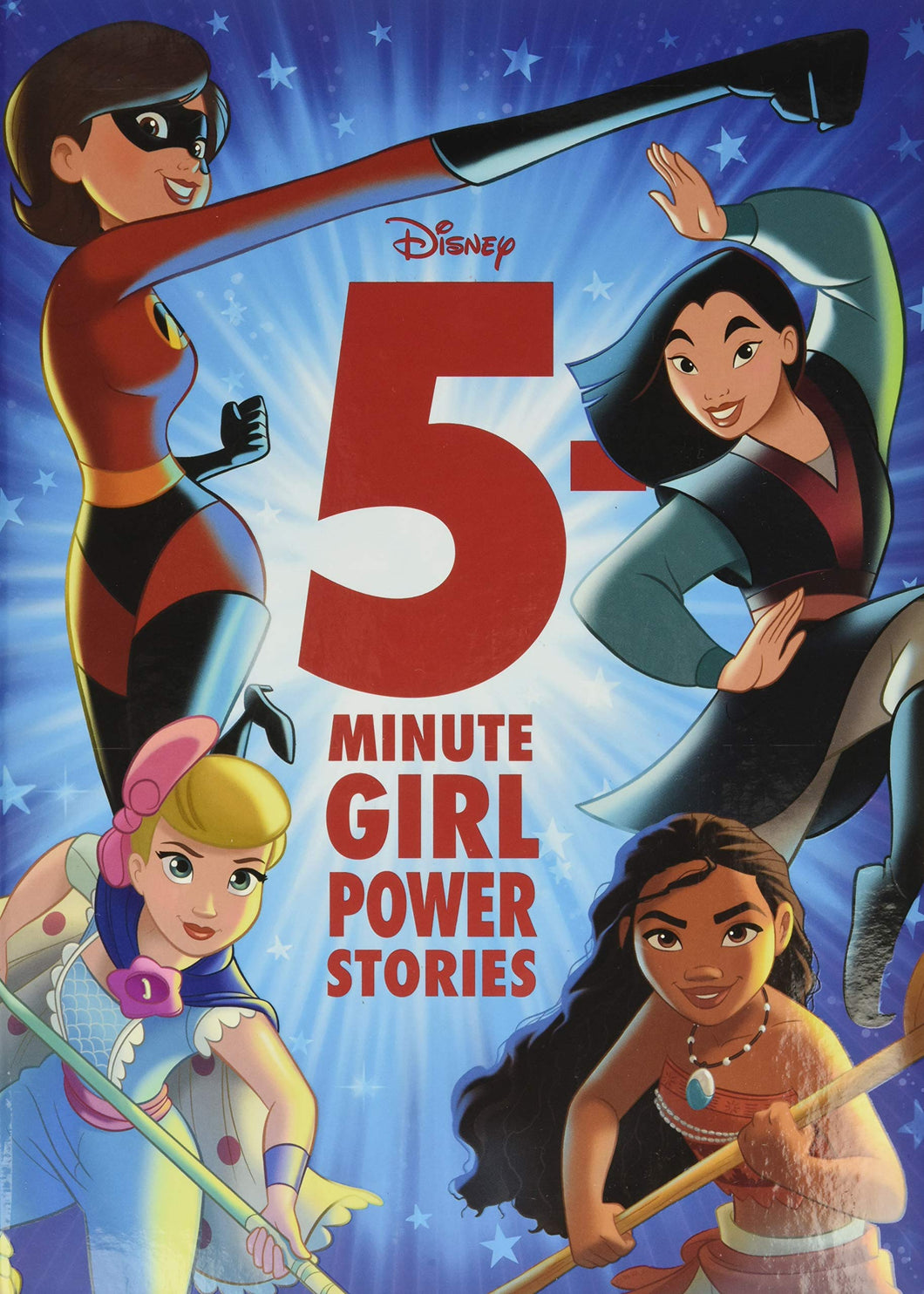 5-Minute Girl Power Stories