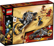 Load image into Gallery viewer, LEGO® Ninjago 70672 Cole's Dirt Bike (212 pieces)