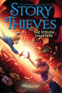 The Stolen Chapters (Book 2)