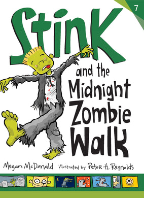 Stink and the Midnight Zombie Walk (Book 7)