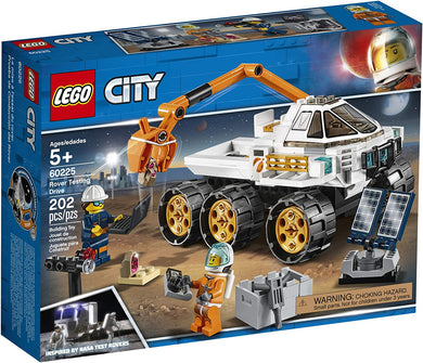 LEGO® CITY 60225 Rover Testing Drive (202 pieces)