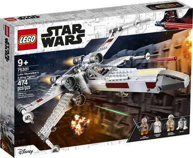 LEGO® Star Wars™ 75301 Luke Skywalker's X-Wing Fighter (474 pieces)